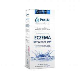 Pro-U Liquid Paraffin & White Soft Paraffin 50-50 醫學抗乾防敏潤膚膏(80 克)