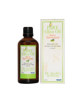 Dr. Jacob's Apothecary 純橄欖油 (100ml)
